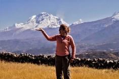 Huascarán, Perú. Foto: Zulma Canuto