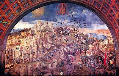 Juan de Borgoña Conquista de Orán