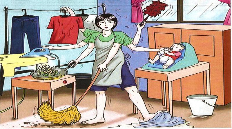 3 mujeres trabajadoras