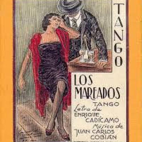 Los mareados poster tango