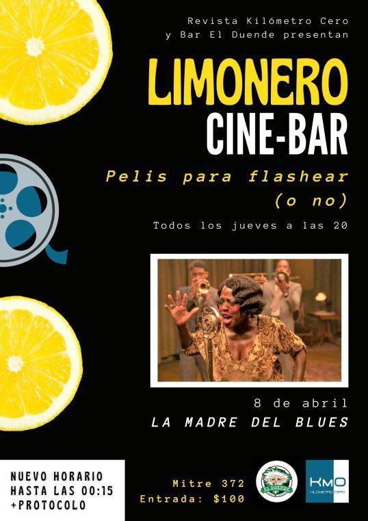 limonero cinebar