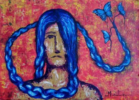 Trenzando el dolor - Meli Lucero