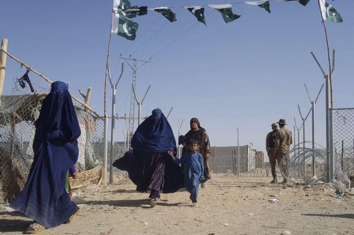 Mujeres afganas 1