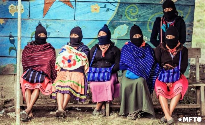 Mujeres Zapatistas 3